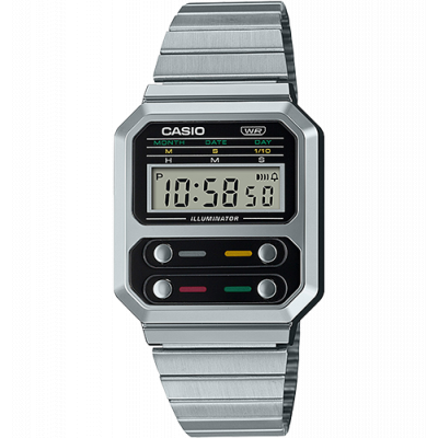 CASIO COLLECTION A100WE-1AEF