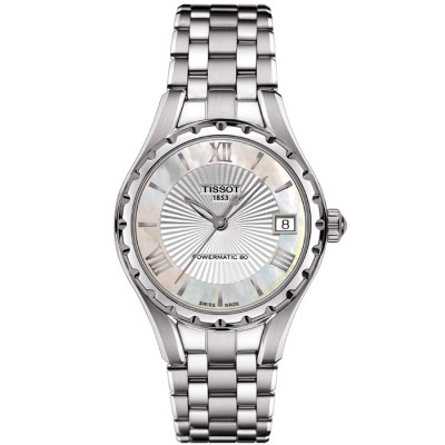TISSOT LADY 80 AUTOMATIC POWERMATIC 80 34MM LADIES  WATCH   T072.207.11.118.00