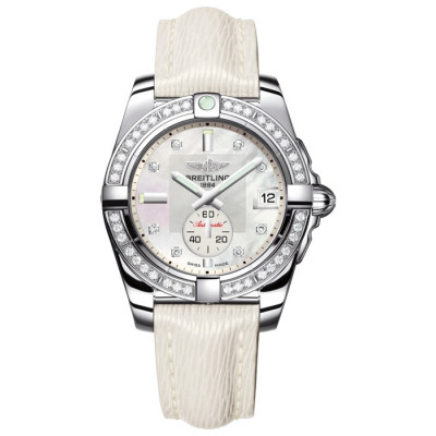 BREITLING GALACTIC 36MM  AUTOMATIC LADIES WATCH  А3733053/A717/236X
