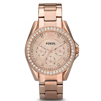 FOSSIL RILEY 38 MM LADIES' WATCH       ES2811