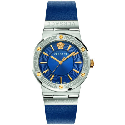 VERSACE GRECA LOGO 38MM LADIES WATCH VEVH00120