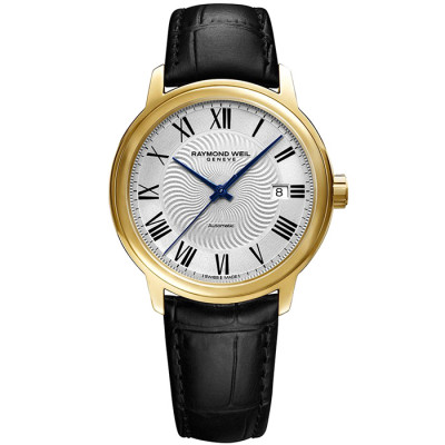 RAYMOND WEIL MAESTRO AUTOMATIC 39.5MM MEN'S WATCH 2237-PC-00659