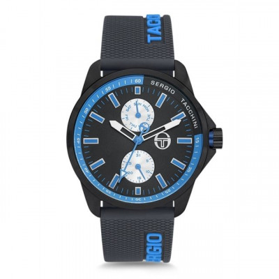 SERGIO TACCHINI STREAMLINE 46MM MEN`S WATCH ST.9.112.06