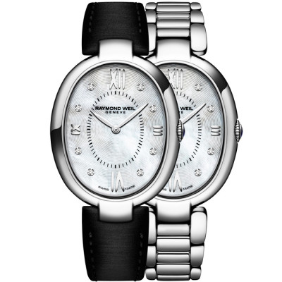 RAYMOND WEIL SHINE QUARTZ 29MM LADIES WATCH 1700-ST-00995