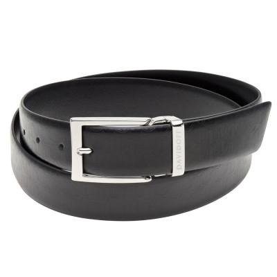 DAVIDOFF Кожен колан, черен, колекция ZINO 23460