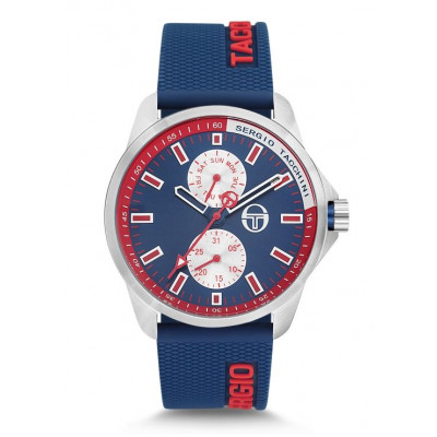 SERGIO TACCHINI STREAMLINE 46MM MEN`S WATCH ST.9.112.01