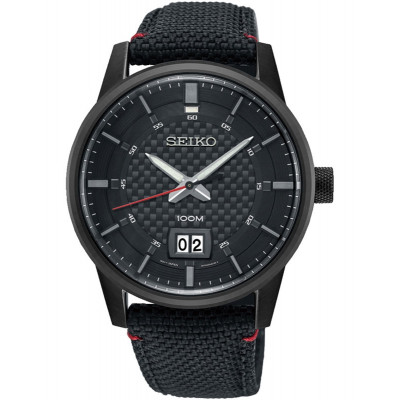 SEIKO SPORT QUARTZ 41MM MEN'S WATCH SUR271P1