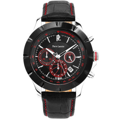 PIERRE LANNIER ELEGANCE CHRONO 45MM MEN'S WATCH  200D353