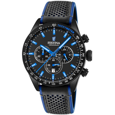 FESTINA CHRONOGRAPH 42MM MEN`S WATCH F20359/3