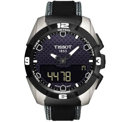 TISSOT T-TOUCH EXPERT SOLAR 45MM MEN'S WATCH T091.420.46.051.01