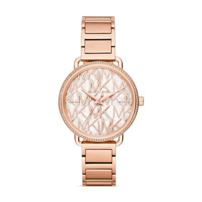 MICHAEL KORS PORTIA  37MM LADIES WATCH  MK3887