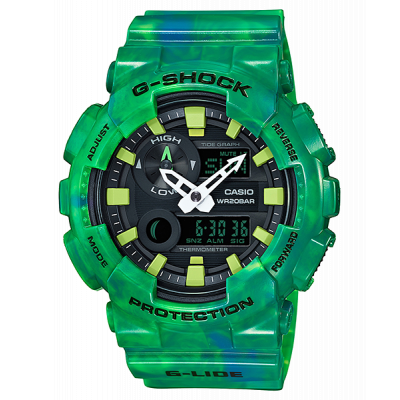 CASIO G-SHOCK GAX-100MB-3ADR