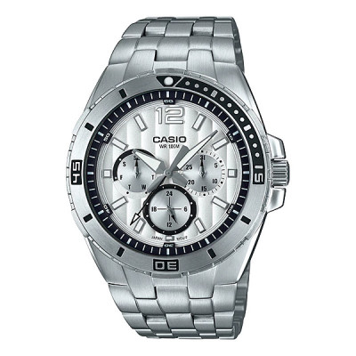 CASIO COLLECTION 45MM MEN'S WATCH MTD-1060D-7A2V