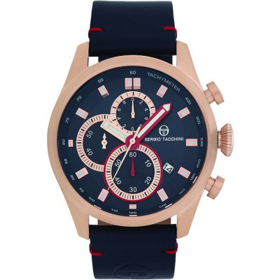 SERGIO TACCHINI ARCHIVIO 46MM MEN`S WATCH ST.2.103.06