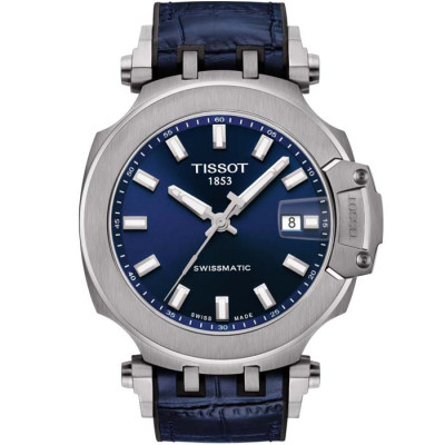 TISSOT T-RACE SWISMATIC 48.8MM MEN'S WATCH T115.407.17.041.00