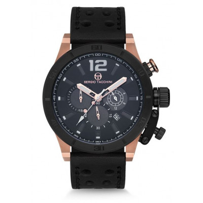 SERGIO TACCHINI HERITECH 48MM MEN`S WATCH ST.1.119.04