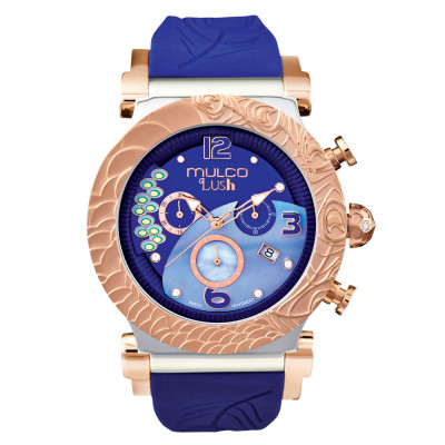 MULCO LUSH PEACOCK 47MM MW5-2388-043