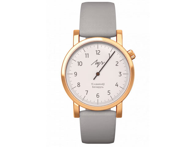 LUCH ONE-HAND WATCH (ОДНОСТРЕЛОЧНИК) 31.4 MM LADIES WATCH 15236757