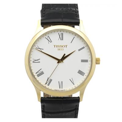 TISSOT T-GOLD EXCELLENCE QUARTZ 40MM MEN'S WATCH T926.410.16.013.00