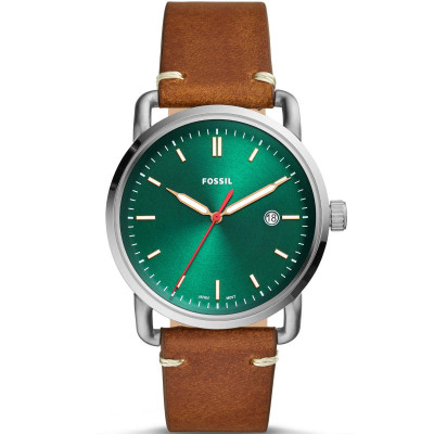 FOSSIL THE COMMUTER 3H DATE 42MM MAN'S WATCH FS5540