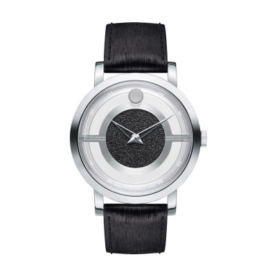 MOVADO MUSEUM QUARTZ 43MM MEN'S WATCH 606567