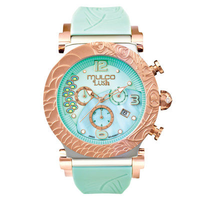 MULCO LUSH PEACOCK 47MM MW5-2388-483