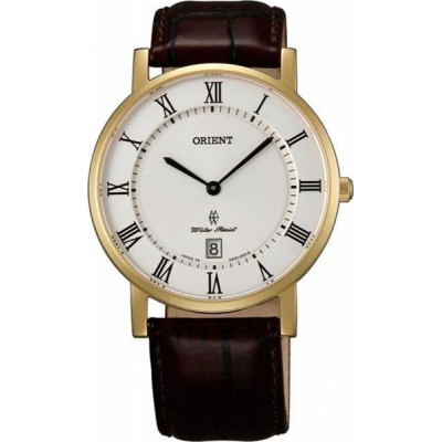 ORIENT DRESSY ELEGANT 38 MM MEN'S WATCH FGW0100FW0