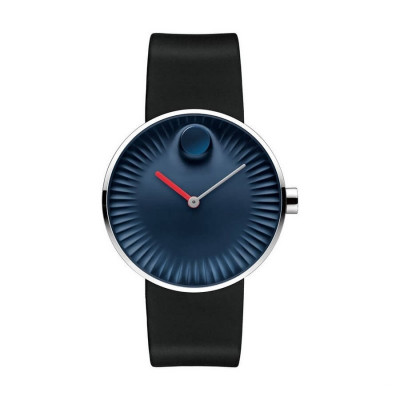 MOVADO EDGE QUARTZ 40MM MEN'S WATCH 3680004