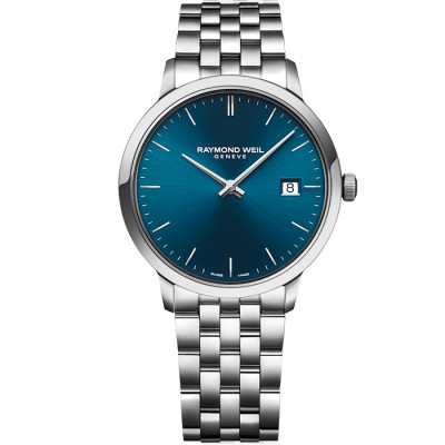 RAYMOND WEIL TOCCATA QUARTZ 42MM MEN'S WATCH 5585-ST-50001