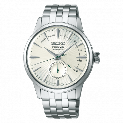 SEIKO PRESAGE AUTOMATIC 40.5 MM MEN'S WATCH SSA341J1