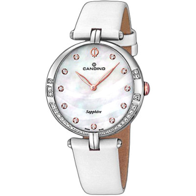 CANDINO D-LIGHT 34MM  LADIES  WATCH C4601/2