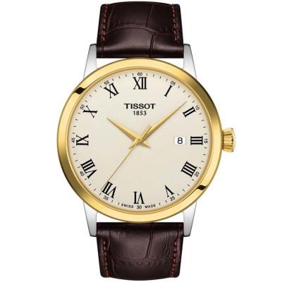 TISSOT CLASSIC DREAM 42MM MEN'S WATCH T129.410.26.263.00