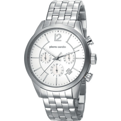 PIERRE CARDIN TROCA 42MM MEN'S WATCH  PC106591F07