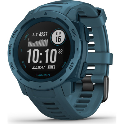 GARMIN INSTINCT™ LAKESIDE BLUE  45MM  010-02064-04