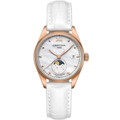 CERTINA DS-8 MOON PHASE  32MM LADY C033.257.36.118.00