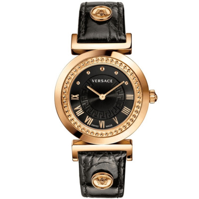VERSACE VANITY 35MM LADIES WATCH P5Q80D009 S009