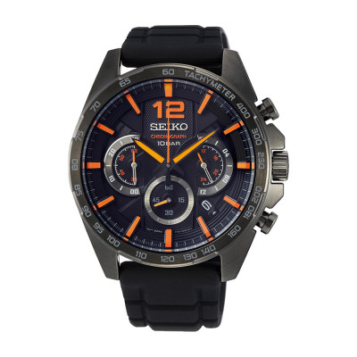 SEIKO SPORT CHRONOGRAPH 44MM MEN'S WATCH SSB351P1