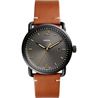 FOSSIL THE COMMUTER 3H DATE 42MM MAN'S WATCH FS5276