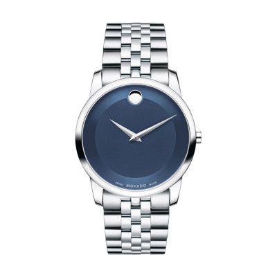 MOVADO MUSEUM QUARTZ 40MM MEN'S WATCH 606982