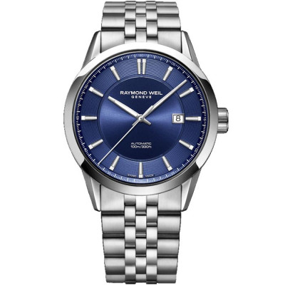 RAYMOND WEIL FREELANCER AUTOMATIC 42MM MEN'S WATCH  2731-ST-50001