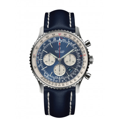 BREITLING NAVITIMER B01 CHRONOGRAPH 46 MEN'S WATCH  AB0127211C1X1