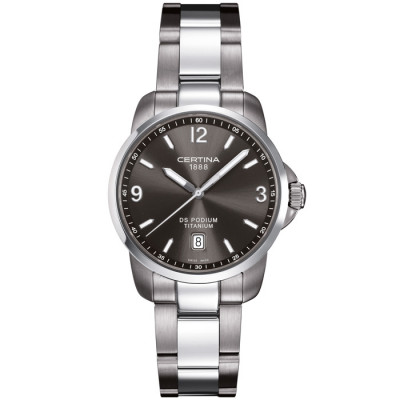 CERTINA DS PODIUM 40MM MEN'S WATCH C001.410.44.087.00
