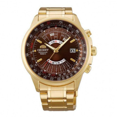ORIENT MULTI-YEAR CALENDAR 44 MM MEN'S WATCH FEU07003TX