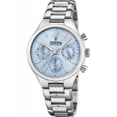 FESTINA CHRONOGRAPH 36MM LADIES WATCH F20391/3