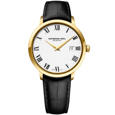 RAYMOND WEIL TOCCATA QUARTZ 42MM MEN'S WATCH 5588-PC-00300