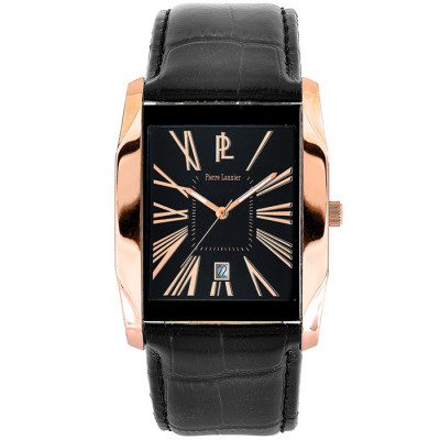 PIERRE LANNIER ELEGANCE STYLE 36X42MM MEN'S WATCH  285A033