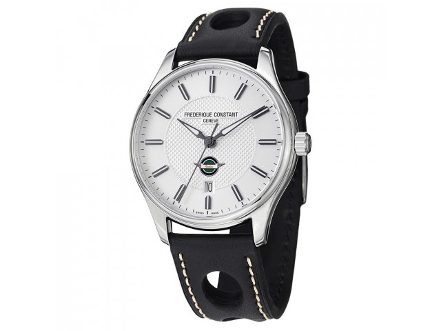 FREDERIQUE CONSTANT HEALEY SILVER DIAL AUTOMATIC 40 MM MAN'S WATCH FC303HS5B6