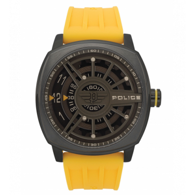 POLICE SPEED HEAD 49MM MEN'S PL.15239JSU/13P
