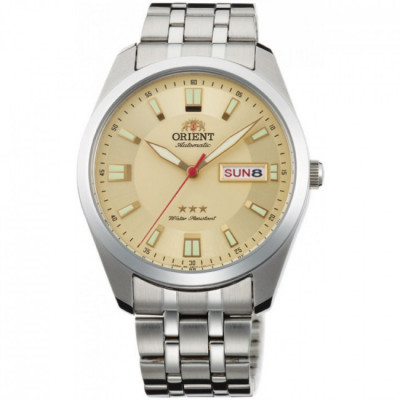 ORIENT 3 STARS 40 MM MEN'S WATCH RA-AB0018G