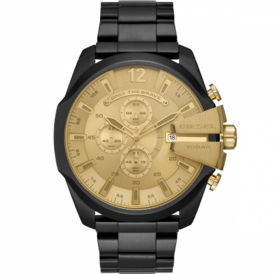 DIESEL MEGA CHIEF 59ММ MEN'S WATCH DZ4485